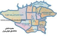 آدرس و تلفن مجتمع های قضایی تهران