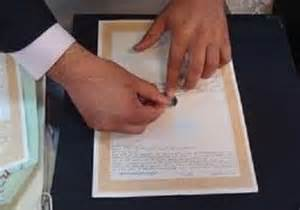 الزام خوانده برای حضور در دفتر اسناد رسمی جهت تنظیم سند رسمی