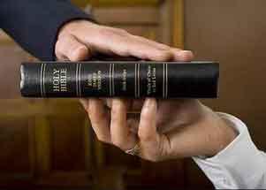 شهادت چیست و شهادت دروغ+شهادت زن