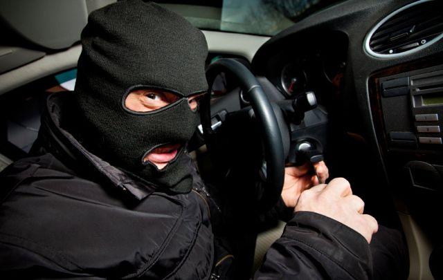 سرقت ماشین