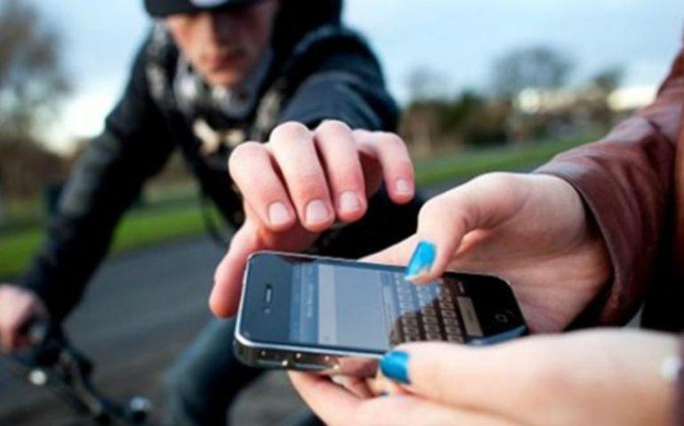 سرقت گوشی موبایل