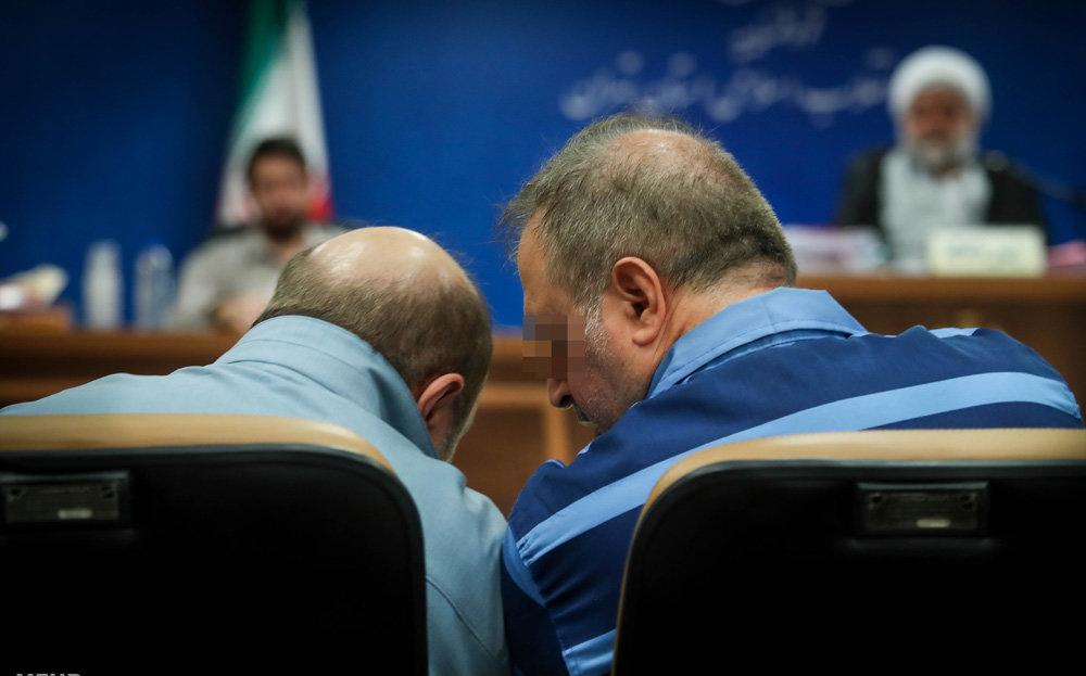 آغاز نهمین جلسه رسیدگی به اتهامات متهمین دریف دوم وسوم پرونده نفتی