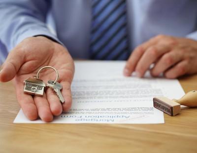 نمونه رای درخواست تحویل آپارتمان