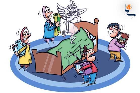 الزام به تنظیم سند علیه ورثه