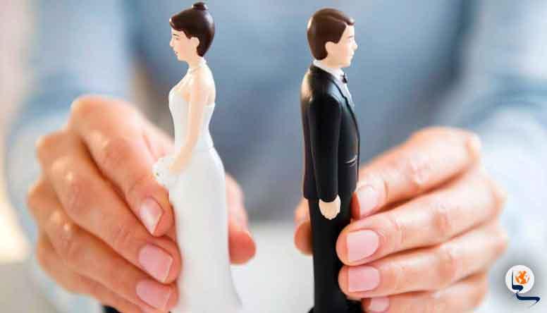 رابطه نفقه و طلاق