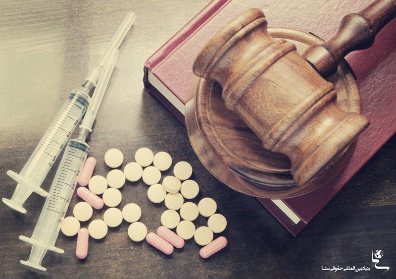 مجازات افراد معتاد مطابق قانون