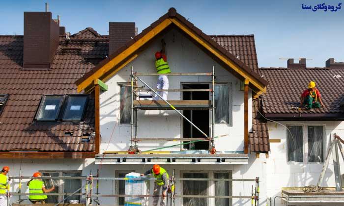 مراحل گرفتن پایان کار ساختمان