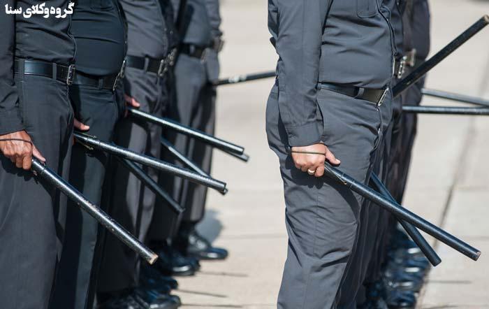 نحوه شکایت از مامور نیرو انتظامی و پلیس
