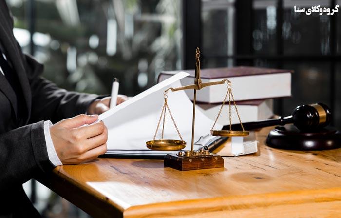 وکیل کیست؟ آشنایی با انواع وکیل و وظایف وکیل