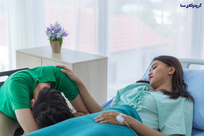 کسب رضایت شوهر در عمل های جراحی