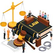 منظور از «مراجع قضایی» در ماده ۴۷۷ آیین دادرسی کیفری کدام مراجع می باشند؟