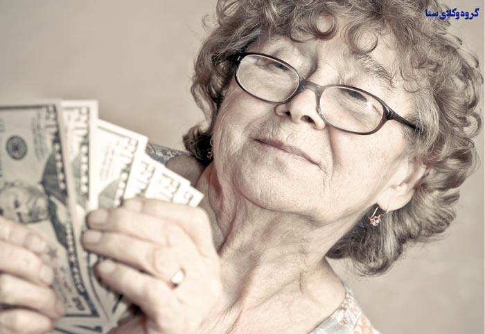 مستمری بگیر بازنشستگی چه کسانی هستند؟