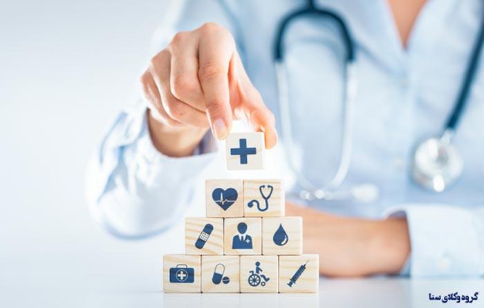 خدمات سازمان بیمه تامین اجتماعی
