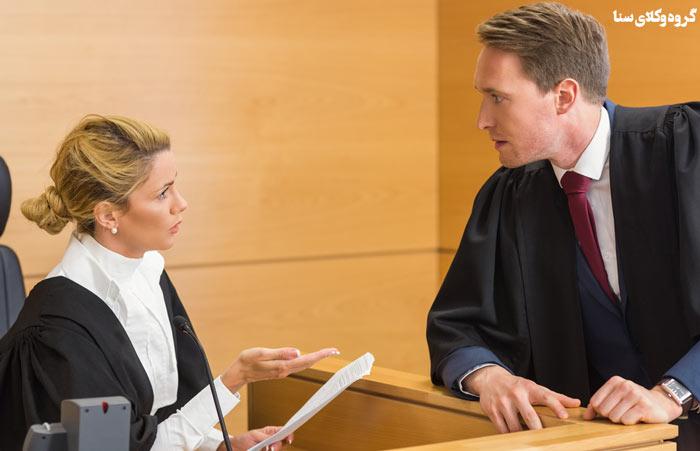 وکیل تسخیری در دادسرا و دادگاه
