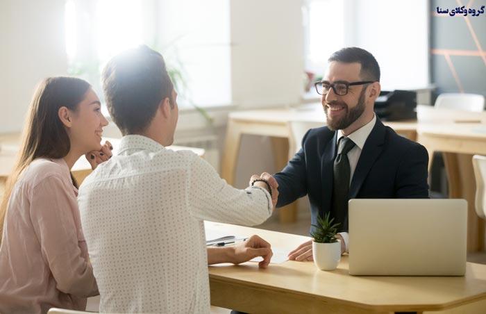 چه زمانی به مشاوره حقوقی نیاز است؟
