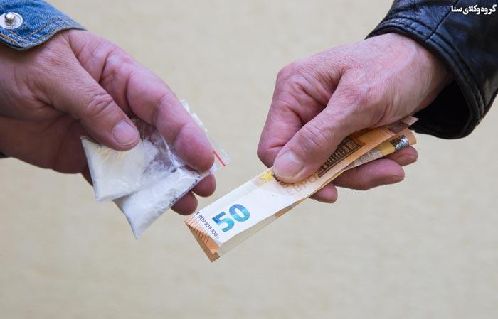 جرم انگاری رفتار مجرمانه قانون مبارزه با مواد مخدر