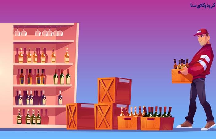 اگر شخصی که مشروبات الکلی را حمل می کند کارمند دولت باشد مجازاتش اضافه می شود