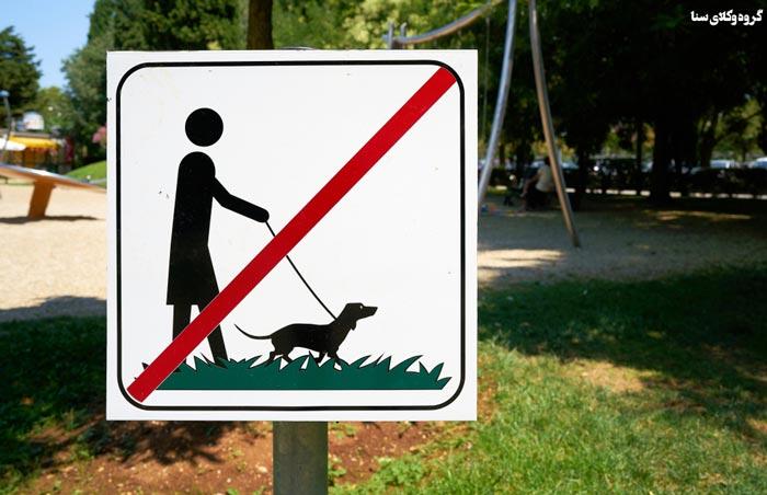 مجازات نگهداری سگ در صورت آسیب به بهداشت مردم