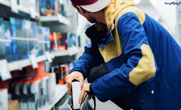 سرقت چیست و بر چند نوع است؟