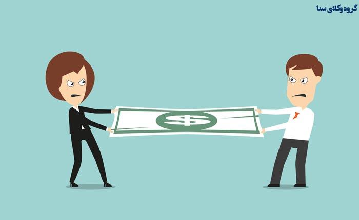 شرط استرداد مال سپرده شده یا به مصرف معین رسانیدن آن