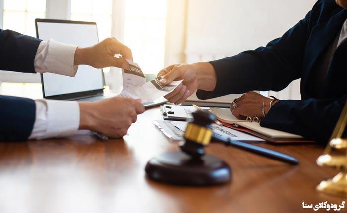 فسخ قرارداد در دادگاه