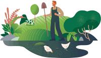 خلع ید از زمین کشاورزی