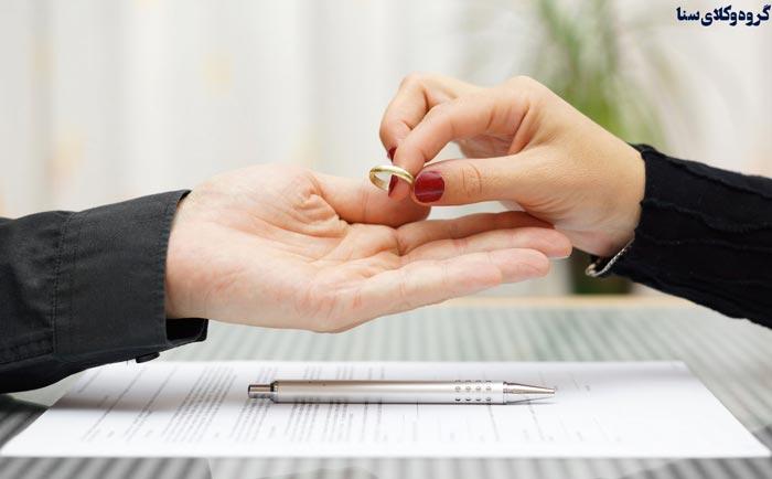 عده ی دختر باکره در طلاق