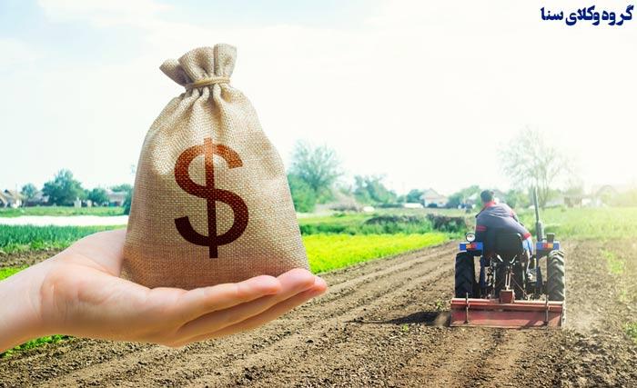 سهم الارث زن از زمین کشاورزی