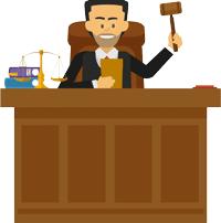 دفاع در دادگاه