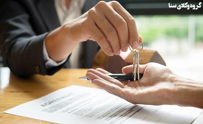 قانون برای مستاجر در صورت عدم پرداخت اجاره بها