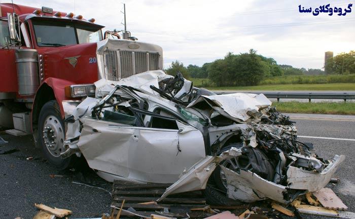خسارت به خودروی نامتعارف