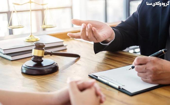 حالات وکالت در توکیل