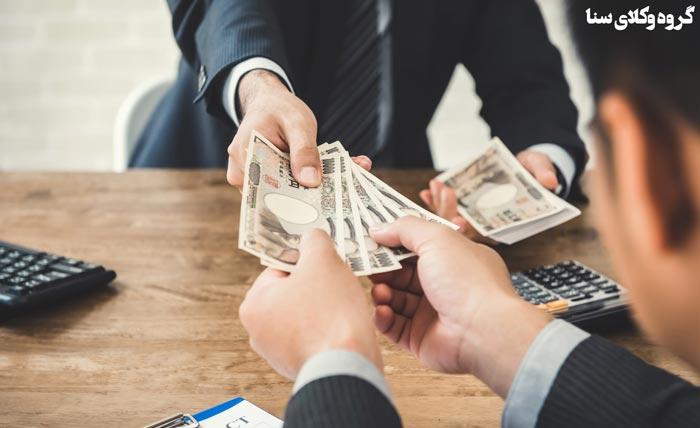 وصول مطالبات بانکی به استناد قرارداد داخلی